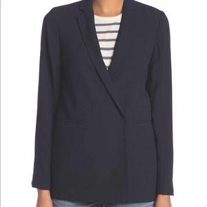 Madewell Jackets & Coats - Madewell drapey black blazer size 10